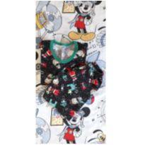 Pijama Moletom Alienígenas (item 250) - 6 anos - Tikinhos