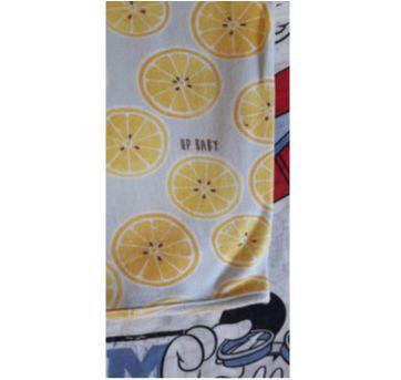 Manta Limonada (item 234) - Sem faixa etaria - Up Baby