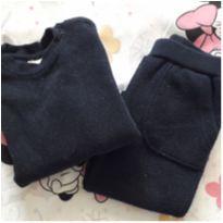 Conjunto Inverno (item 780) - 6 a 9 meses - Teddy Boom