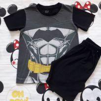 Pijama Batman (item 301) - 5 anos - Importada