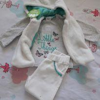 "Conjunto ""Little Things"" (item 320) - 6 a 9 meses - Baby Club"