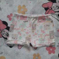 Short Quintal (item 403) - 9 a 12 meses - Up Baby
