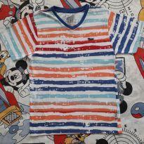 Camiseta estilosa (item 421) - 6 anos - Trick Nick