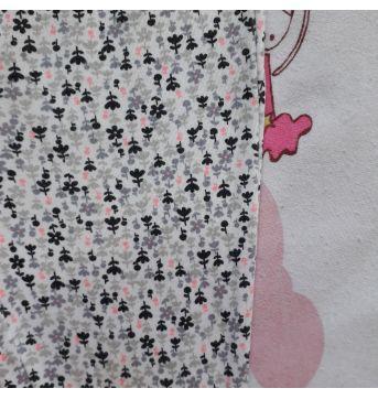 Calça Florzinhas (item 425) - 9 meses - Carter`s