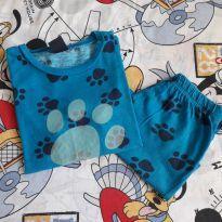 Pijama Dogs (item 445) - 4 anos - Hering Kids