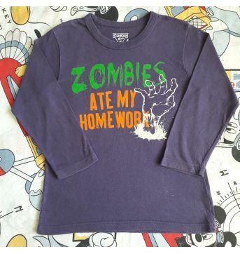 Camiseta Zombies (item 440) - 4 anos - OshKosh