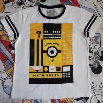 Camiseta Minions (item 436) - 6 anos - Riachuelo
