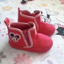 Bota Minnie pink (item 456) - 19 - Grendene