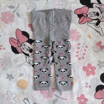 Legging panda (item 267) - 9 a 12 meses - Lupo