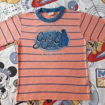 Camiseta gas and oil (item 497) - 6 anos - Milon