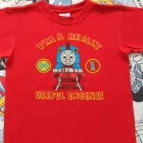 Camiseta Thomas and Friends (item 509) - 6 anos - Importada