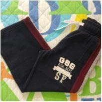 Calça moletom GAP (item 639) - 6 anos - Gap Kids