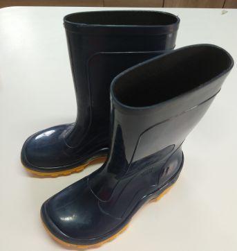 Galocha kid azul (item 668) - 31 - Marca não registrada
