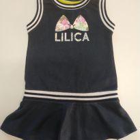 Vestido lilica (item 684) - 18 meses - Lilica Ripilica