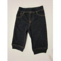 104 Calça Jeans FOFINHA 3M - 3 meses - Carter`s
