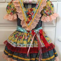 171 Vestido festa junina