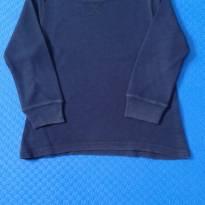 Camiseta térmica (item 263) - 3 anos - Carter`s