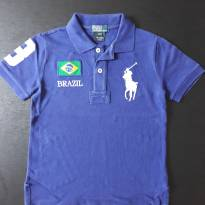 Polo Brasil (item 369) - 4 anos - Ralph Lauren
