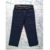 Calça estilosa azul marinho (item 469) - 4 anos - Milon