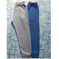Kit 02 calças moleton (item 481) - 6 anos - Alakazoo!