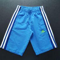 Bermuda Adidas azul (item 554) - 5 anos - Adidas