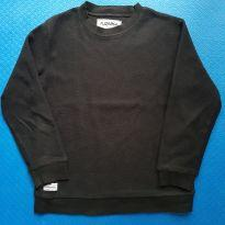Blusa fleece preta (item 665) - 7 anos - Fuzarka