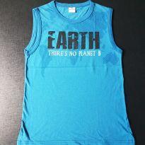 Regata azul Earth (item 725)