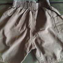 Shorts Pica pau - 1 ano - Brandili