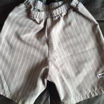 Shorts cinza - 9 a 12 meses - Brandili