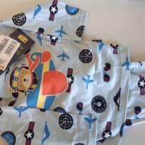 Pijama Kyly - 9 a 12 meses - Kyly