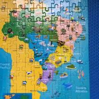 Quebra Cabeças estados do Brasil -  - Toyster