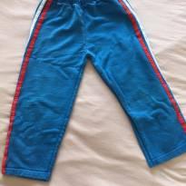 Calça azul royal - 5 anos - Não informada