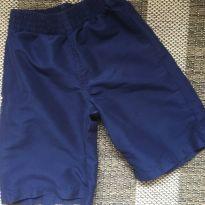 Shorts azul - 2 anos - Não informada