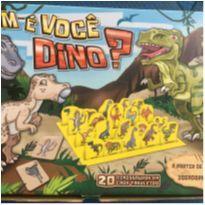 """Jogo """"Quem é o Dino?"""" -  - pais e filhos"""