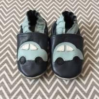 Sapatinho de bebê Fusca - 14 - Babo Uabu