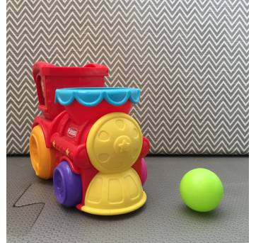 Trenzinho Surpresa Playskool - Sem faixa etaria - Playskool