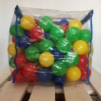 Kit bolinhas coloridas - Sem faixa etaria - Não informada