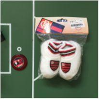 Sapatinho de linha Flamengo - 13 - Torcida baby  oficial