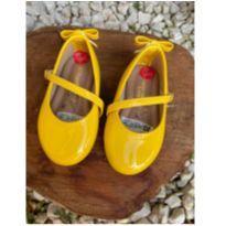 Sapatilha Amarela N20 - 20 - Liberte kids