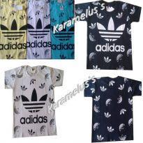 camiseta Adidas - Único - Não informada