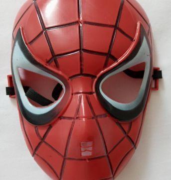 Máscara Homem Aranha - Sem faixa etaria - Outros