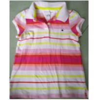 Blusa Polo TOMMY - 3 anos - Tommy Hilfiger