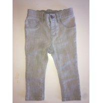 Calça Jeans Skinny com Lycra 1969 - Baby GAP - Tam 12 a 18 Meses - 12 a 18 meses - Baby Gap