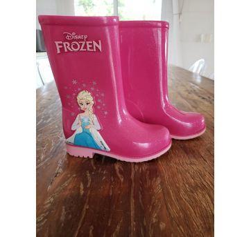 Galocha Frozen - Tam 25 - 25 - Grendene