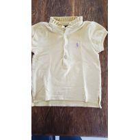 Camiseta Gola Babadinho - Ralph Lauren - 2 anos - Ralph Lauren