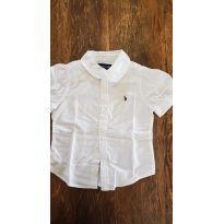 Camisa Manga Curta - Ralph Lauren - 3 anos - Ralph Lauren