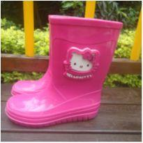 Galocha Hello Kitty Pink - 29 - Grendene