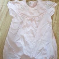 Romper Chicco - 3 a 6 meses - Chicco