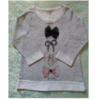 BLUSA LAÇOS UP BABY - 2 anos - Up Baby