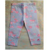 CALÇA LEGGING CURTA UP BABY